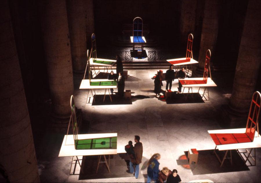 1995, L'arrivée des images et L'envolée d'Agra à Verdun