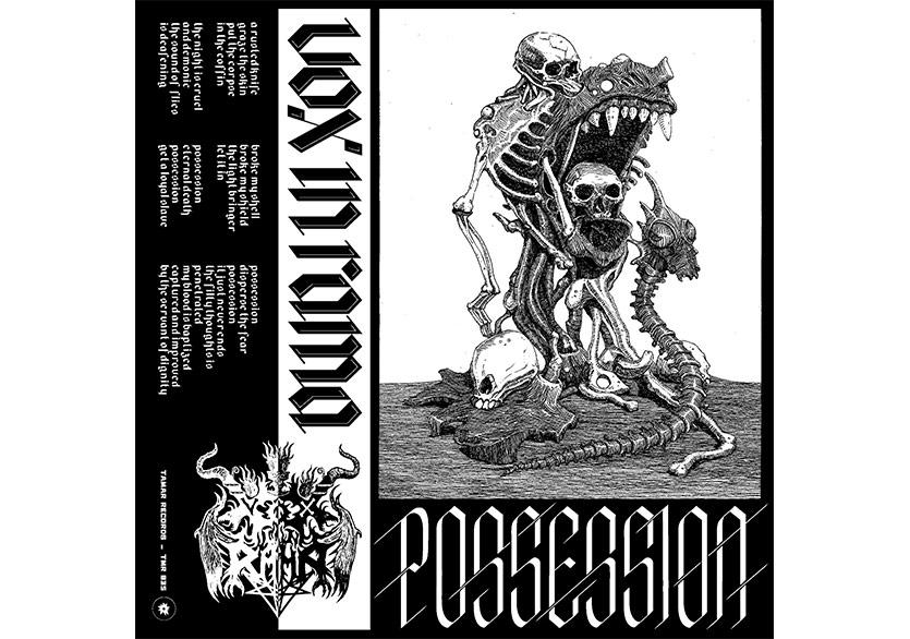 """Vox in Rama'nın İkinci Teklisi """"Possession"""" Yayında"""