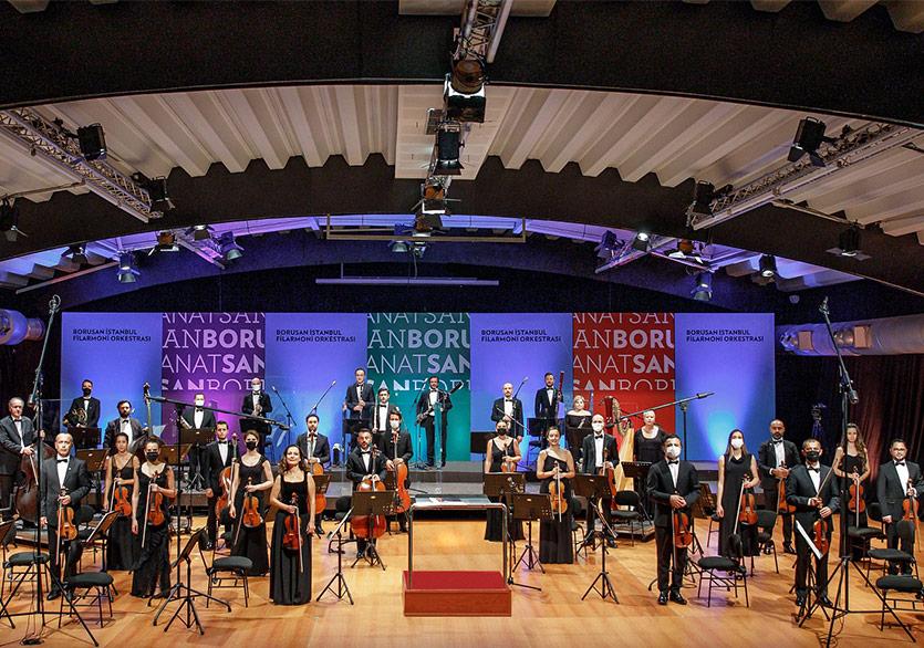 Borusan Sanat'tan İki Yeni Konser