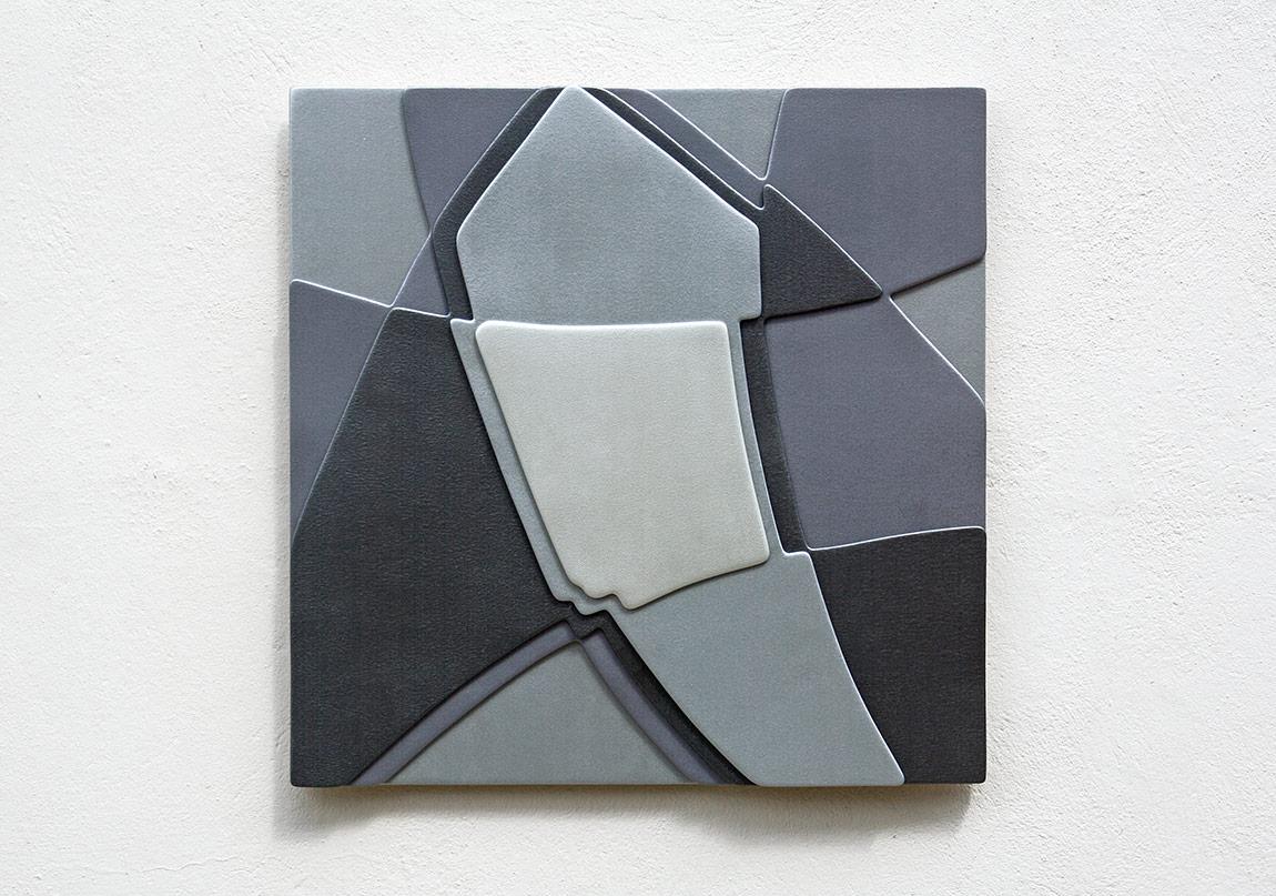 Hakan Kırdar - YakınIşık 85x5x5cm, 2016, plastik akrilik