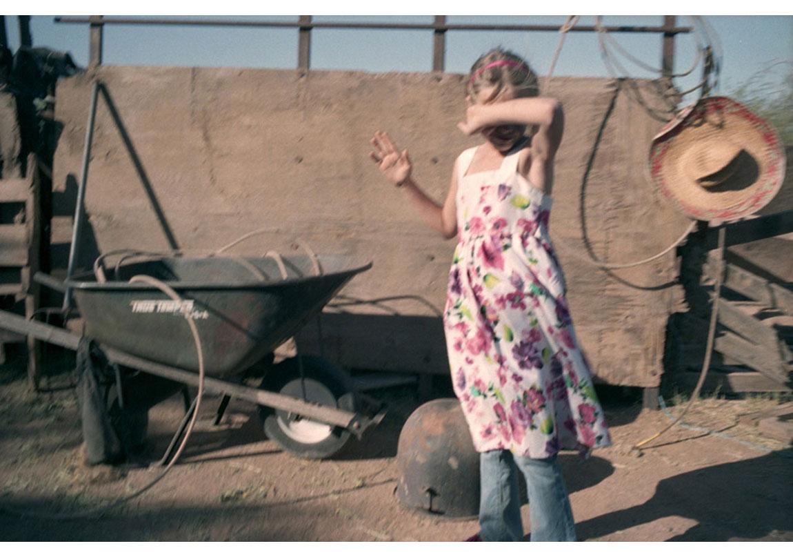 Untitled Picacho #10, 'Untitled USA' serisinden, 2011 © Matt Wilson, Galerie Les filles du calvaire izniyle