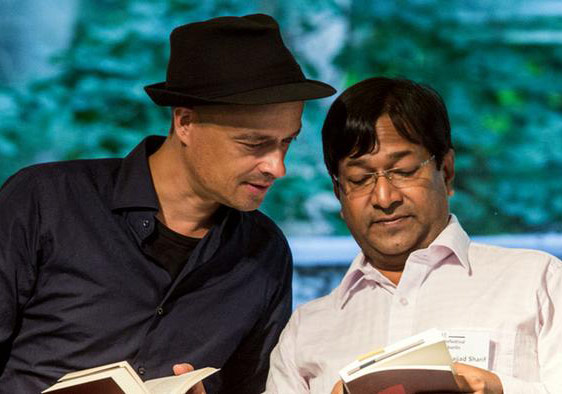 Poets Translating Poets: Hendrik Jackson and Sajjad Sharif