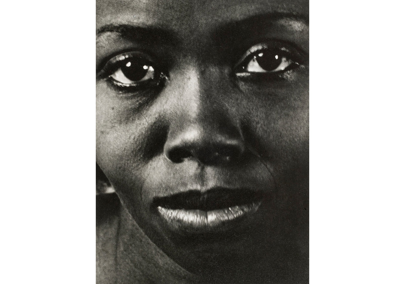 Consuelo Kanaga, Annie Mae Merriweather, 1936 © Collection International Center of Photography, New York