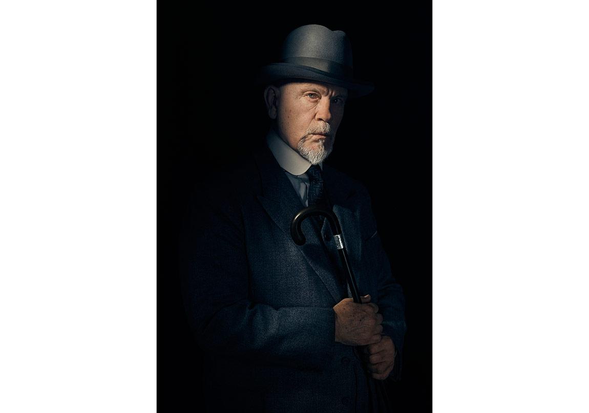 John Malkovich, Dedektif Hercule Poirot Rolünde!