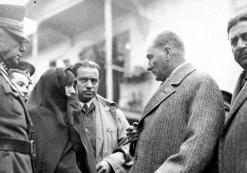 Atatürk Fotoğrafları Rahmi M. Koç Müzesi'nde
