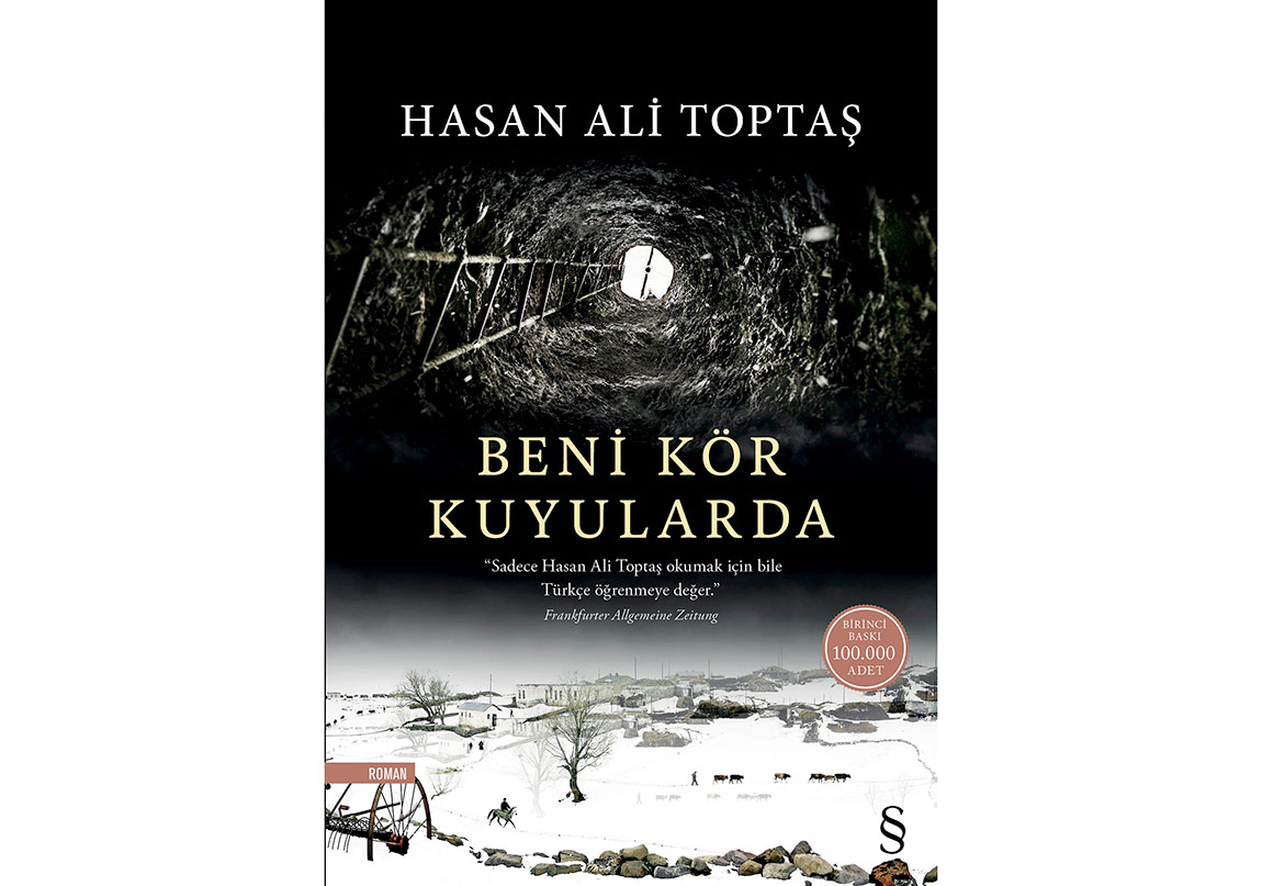 Hasan Ali Toptaş'tan Yeni Bir Roman: Beni Kör Kuyularda