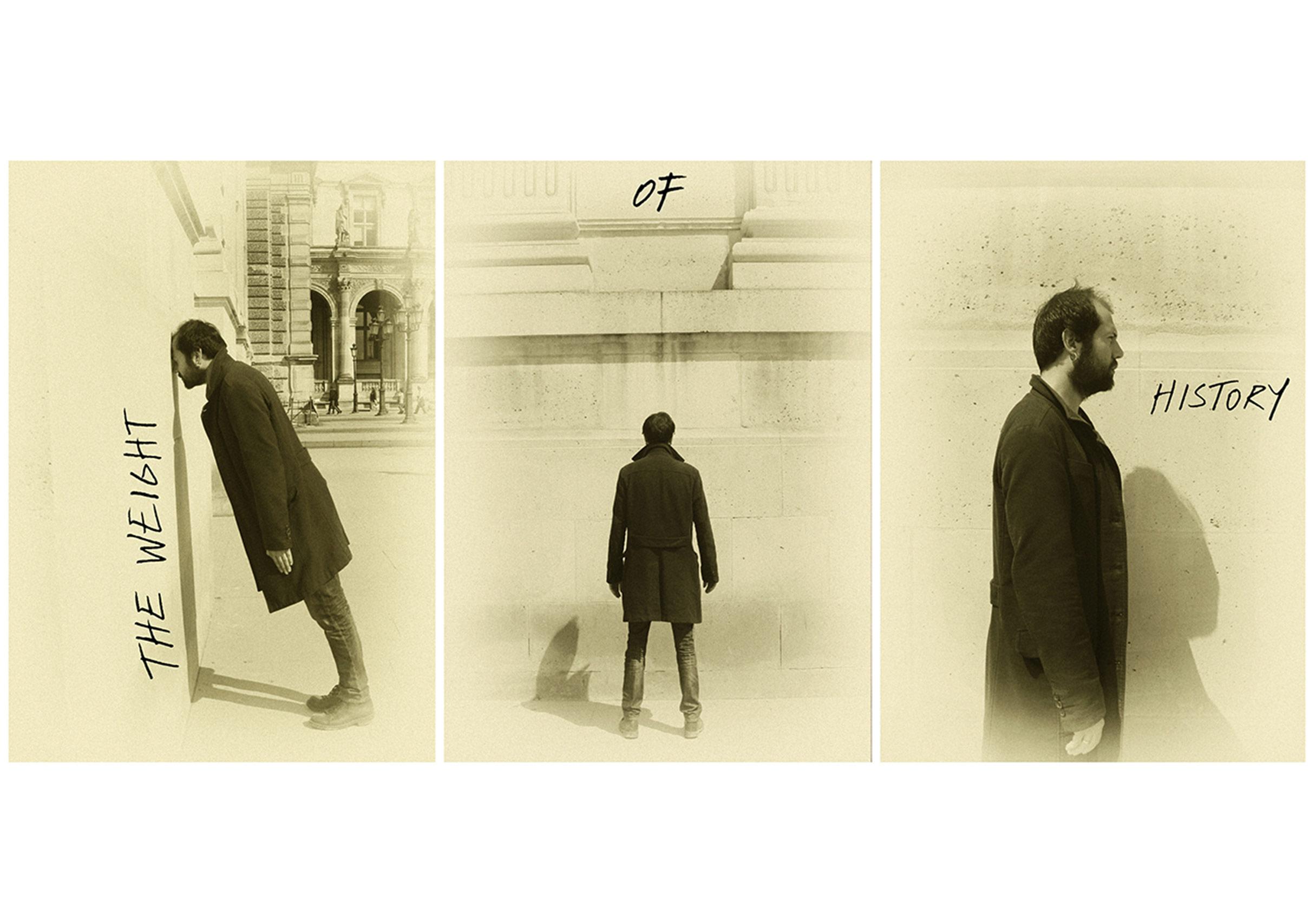 Tarihin Ağırlığı, Fotoğraf, 50cmx70cm, her bir parça, 2013