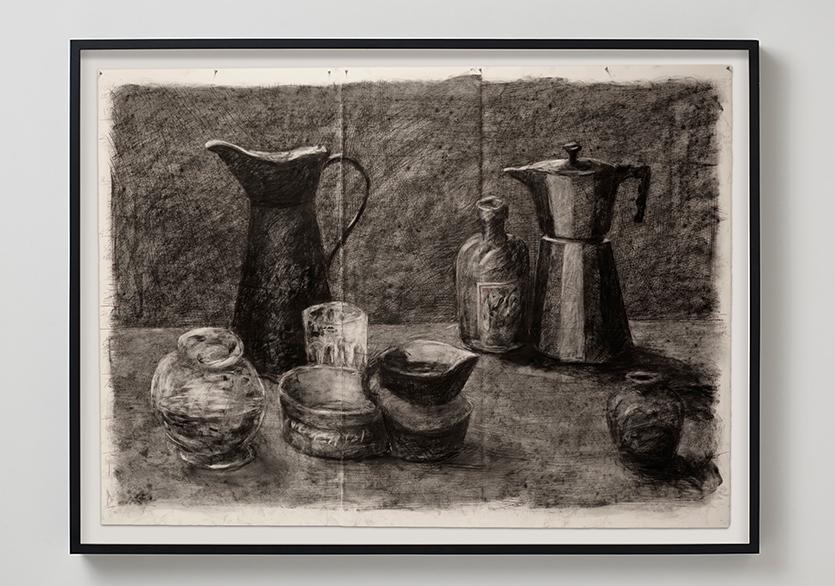 William Kentridge'den Karantina Çizimleri