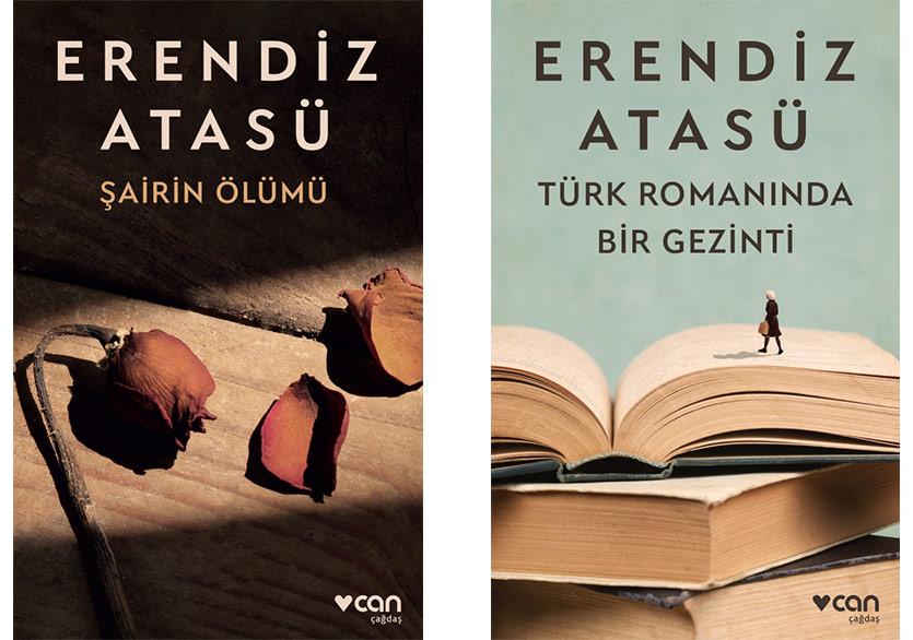 Erendiz Atasü'den İki Yeni Eser