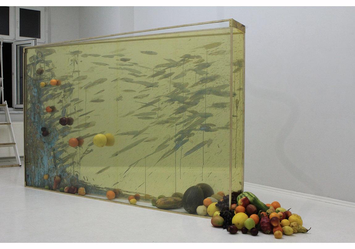 Reijiro Wada sergisinden görüntü Foto: NuN