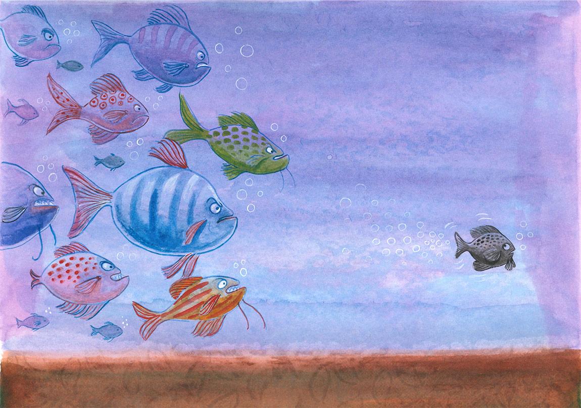 """Mavisel Yener'in Dizelerinde """"Küçük Kara Balık"""""""