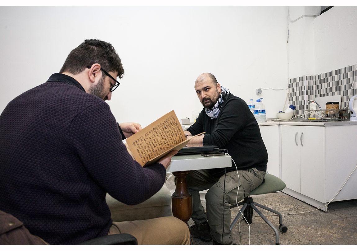 Mehmet Kahraman ve Tunca ©Korhan Karaoysal