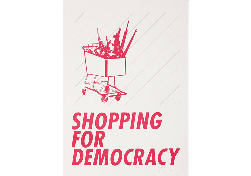 Shopping for Democracy 2010