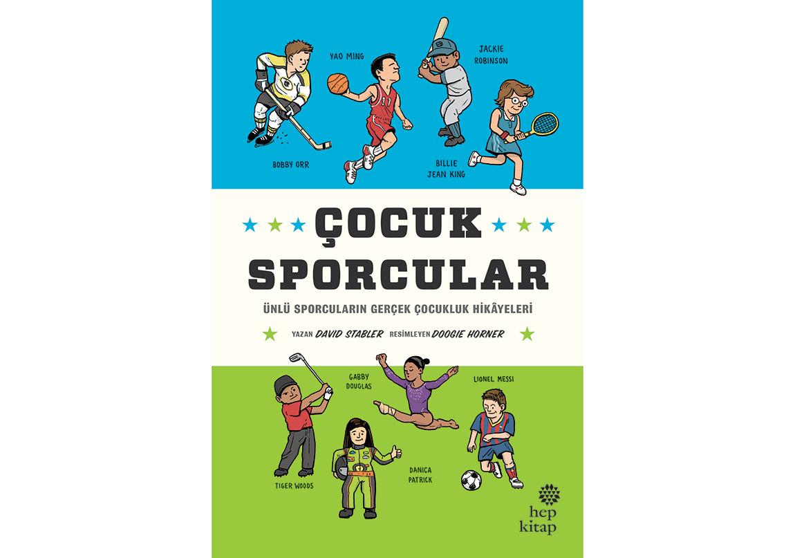 Ünlü Yazar Ve Sporcuların Çocukluk Hikâyeleri