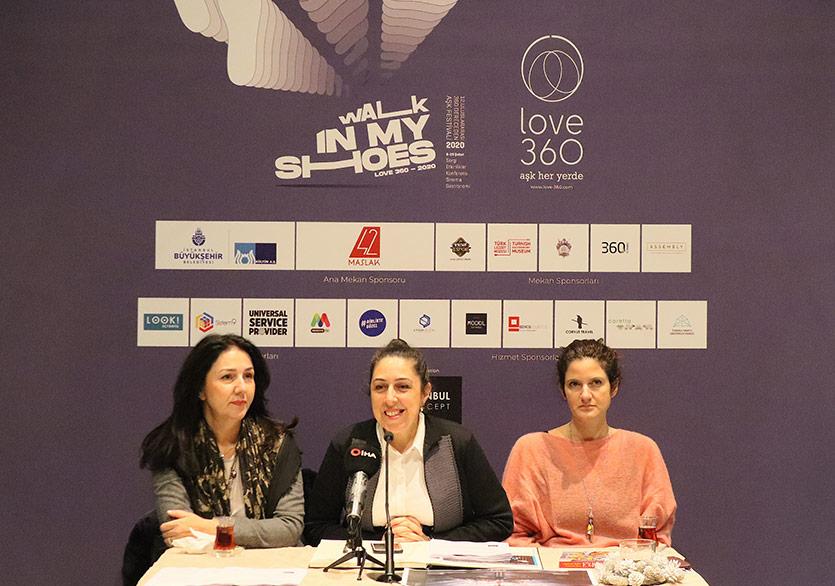 Love 360 Festivali 42 Maslak'ta Başlıyor