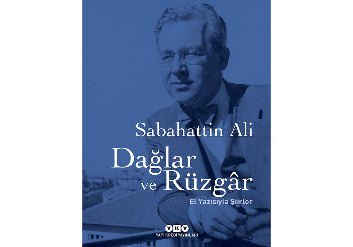 """Sabahattin Ali'nin """"El Yazısıyla Şiirler""""i"""
