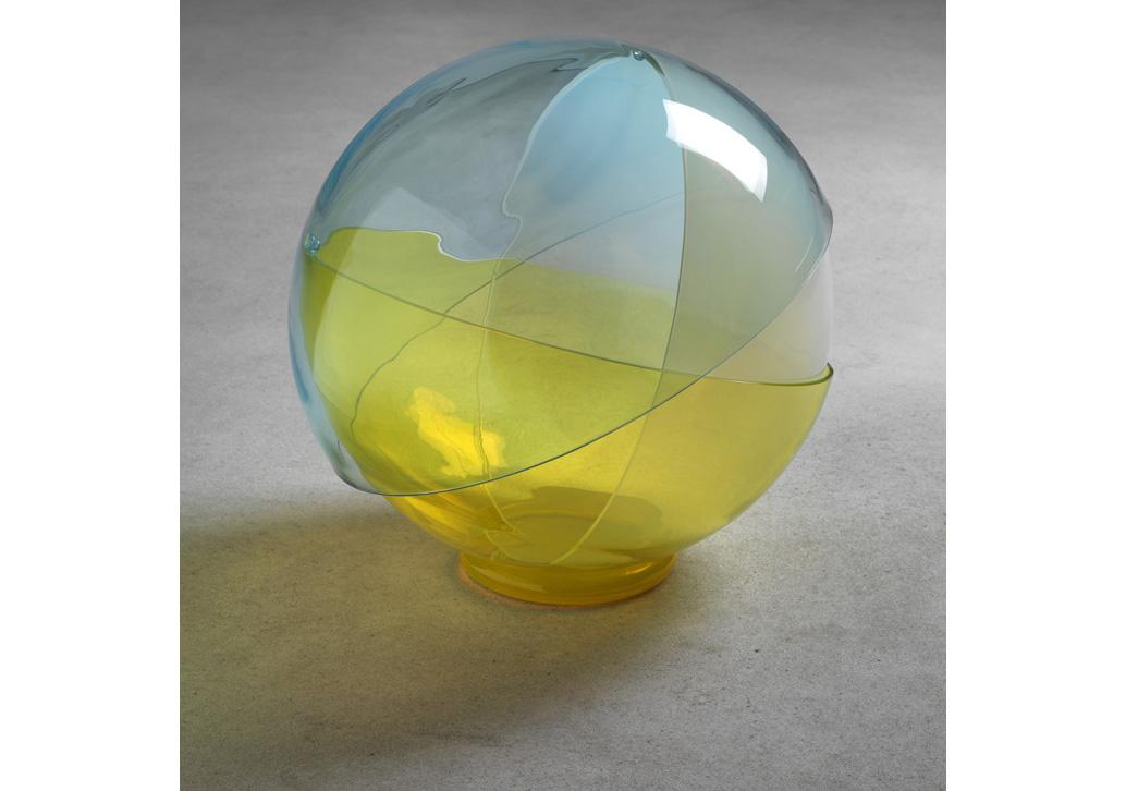 tre Colori, 2011, Murano glass, Ø 50 cm