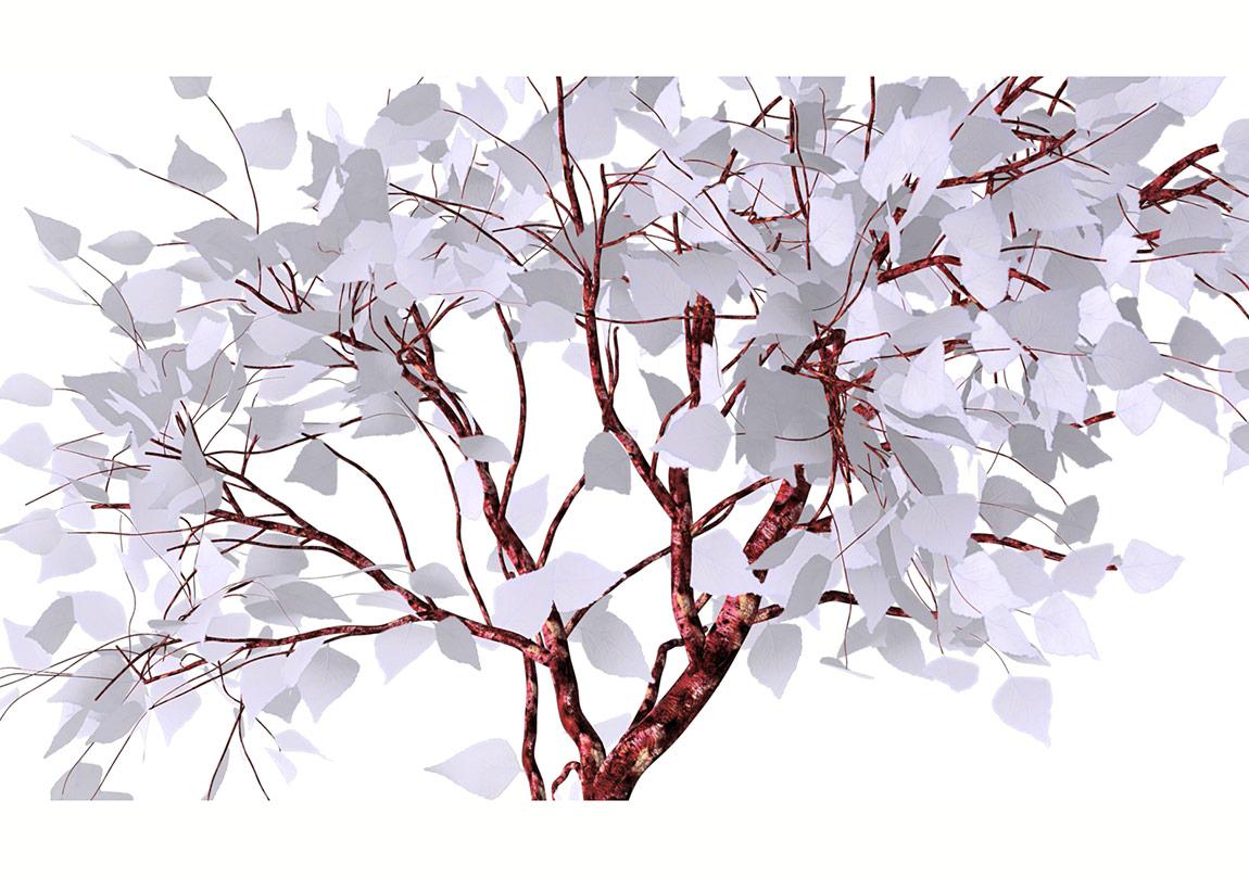 Leaves in Japanese: Bilgisayar ortamında uretilmis animasyon ve stiller, 2014- 2015-2016, İlk 2014 Contemporary istanbul'da sergilendi.