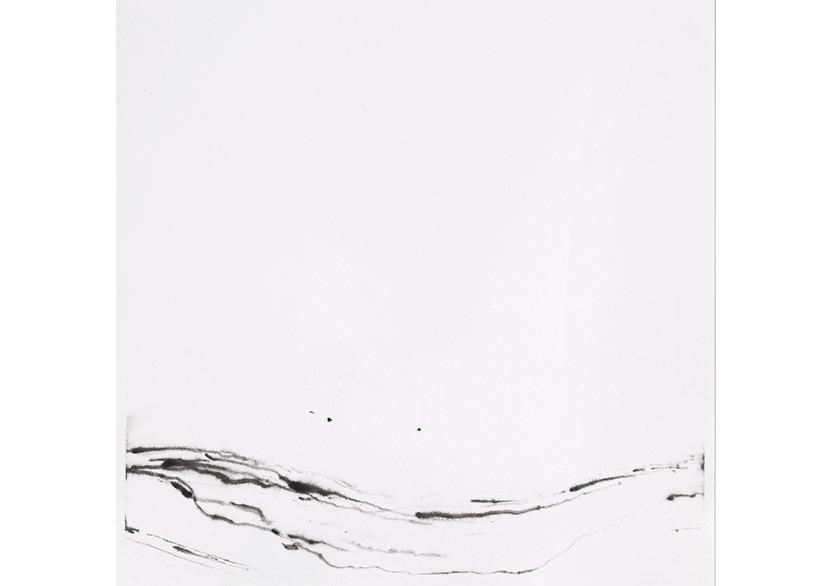 Çağla Köseoğulları -25x25 -Kağit Üzeri Murekkep - 2018