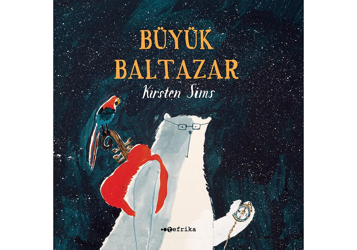 Müzisyen Kutup Ayısı Büyük Baltazar