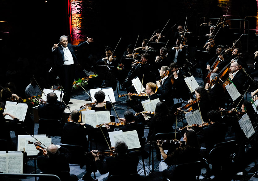 Tsinandali Festival Pan-Caucasian Youth Orchestra Genç Müzisyenleri Çağırıyor
