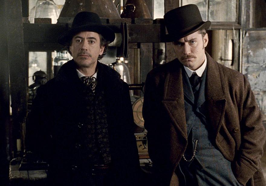 Sherlock Holmes filminden