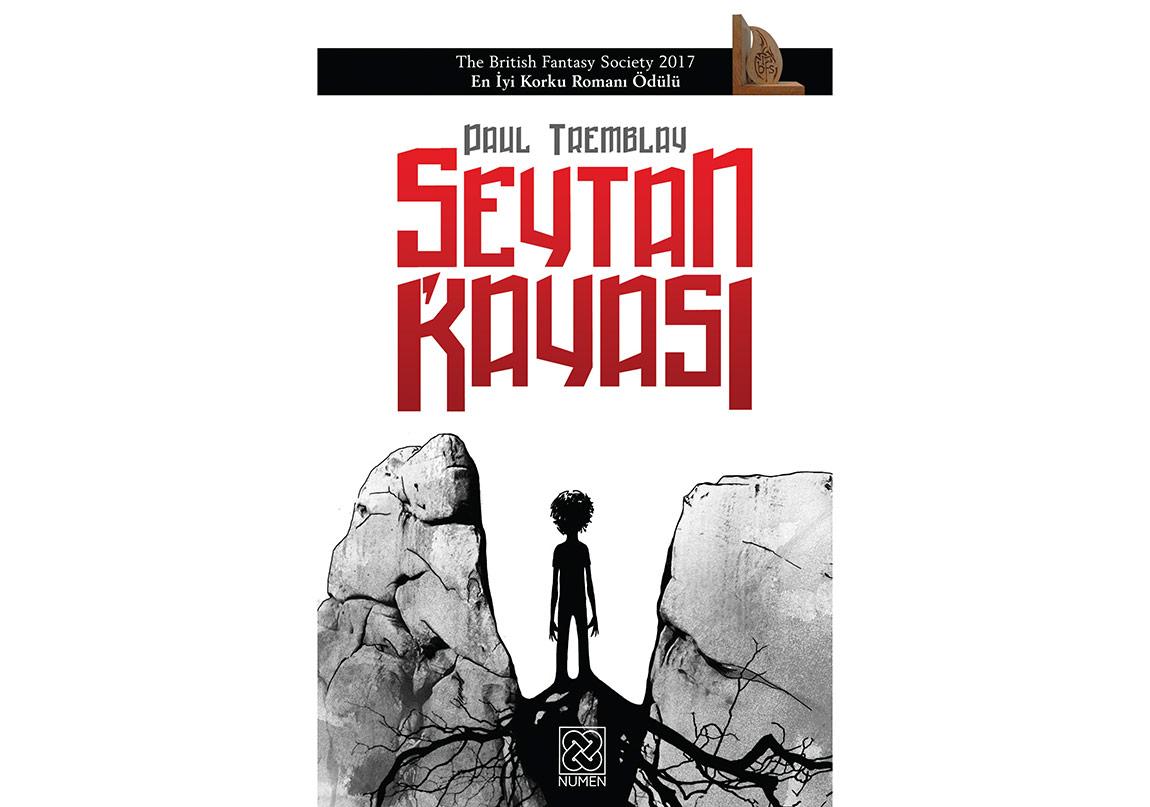 """Paul Tremblay'ın """"Şeytan Kayası"""" Türkçede Yayımlandı"""
