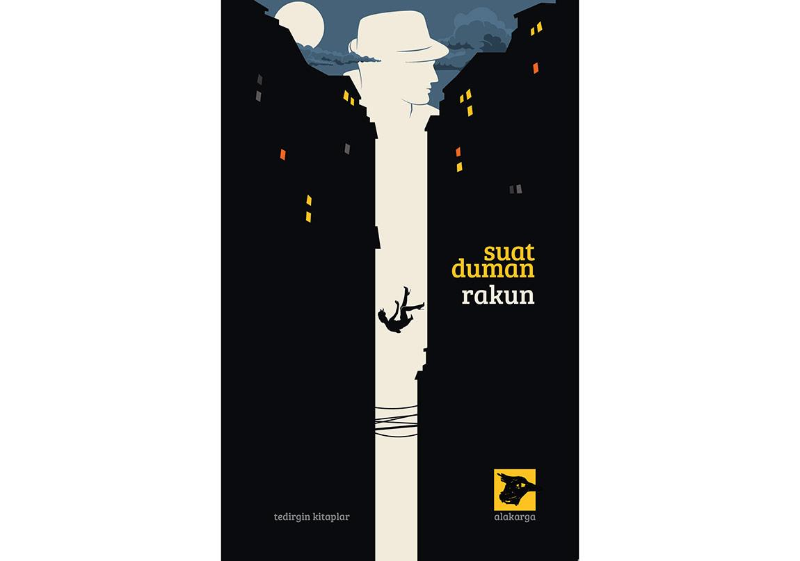 Suat Duman'dan Yeni Bir Roman: Rakun