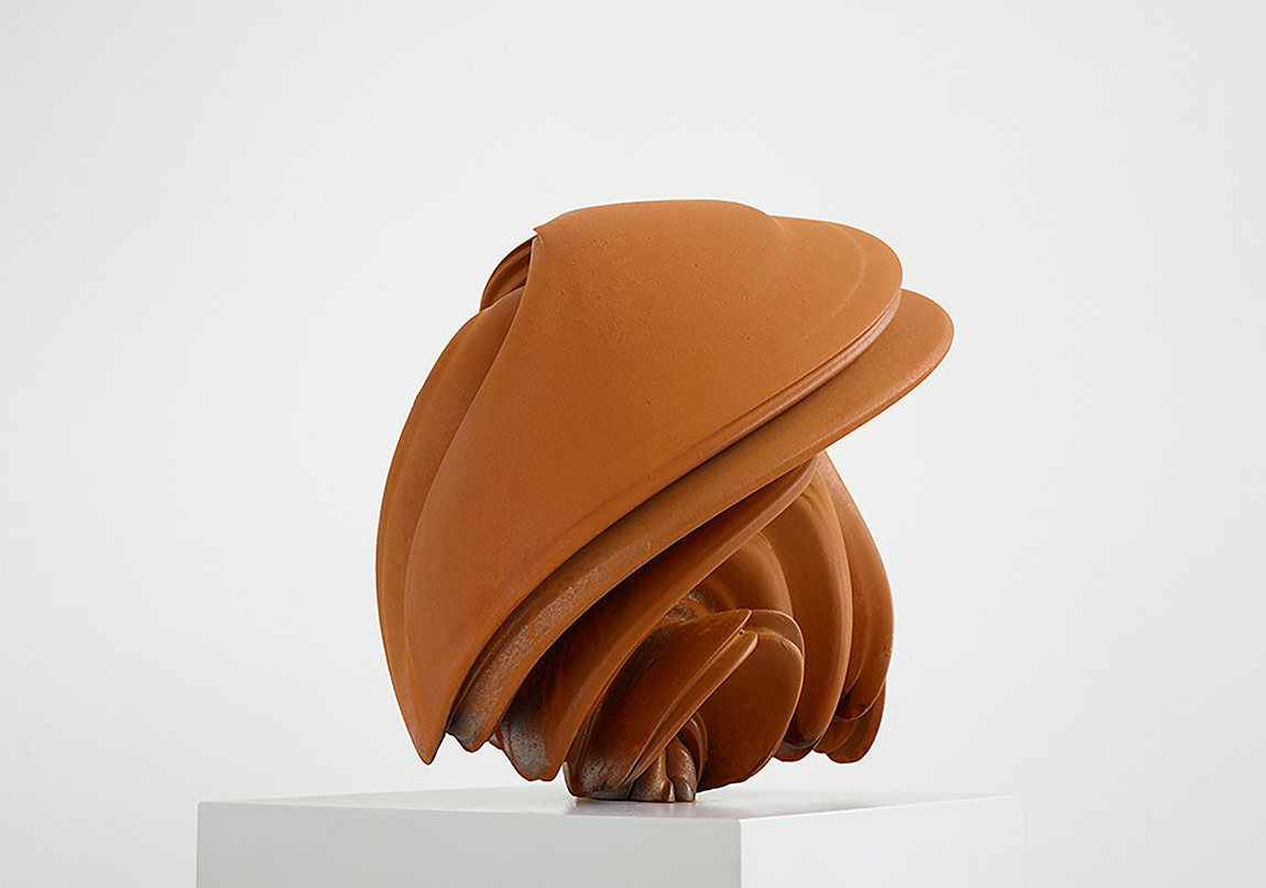 Galeri Artist Tony Cragg -  Willow - Cast Iron - 36 x 36 x 36 cm - 2015