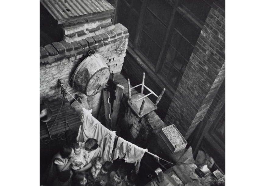 'Gee Street, Finsbury, London' (c 1936) by Edith Tudor-HartCREDIT:EDITH TUDOR-HART/NATIONAL GALLERIES OF SCOTLAND