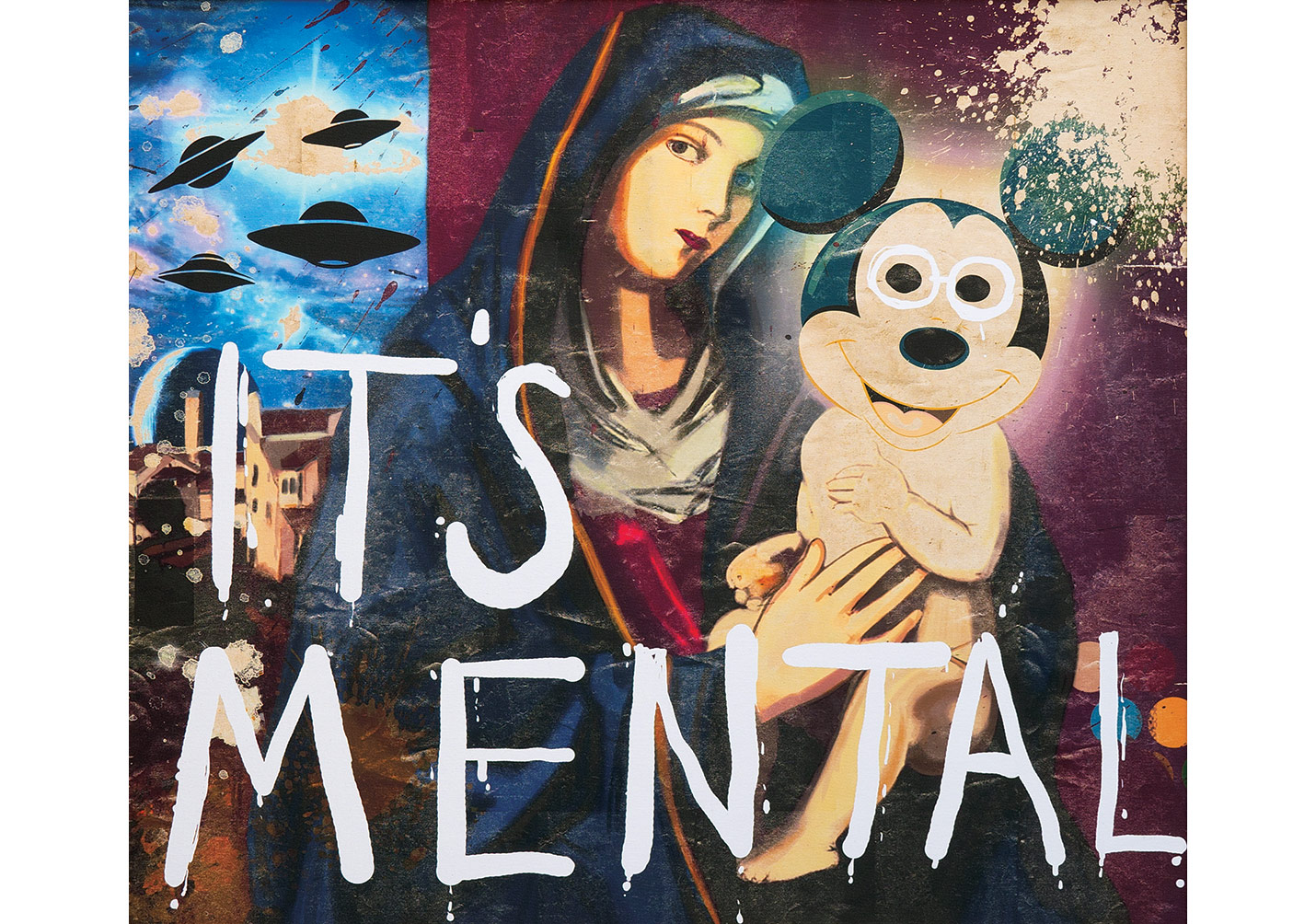 Madonna Mental