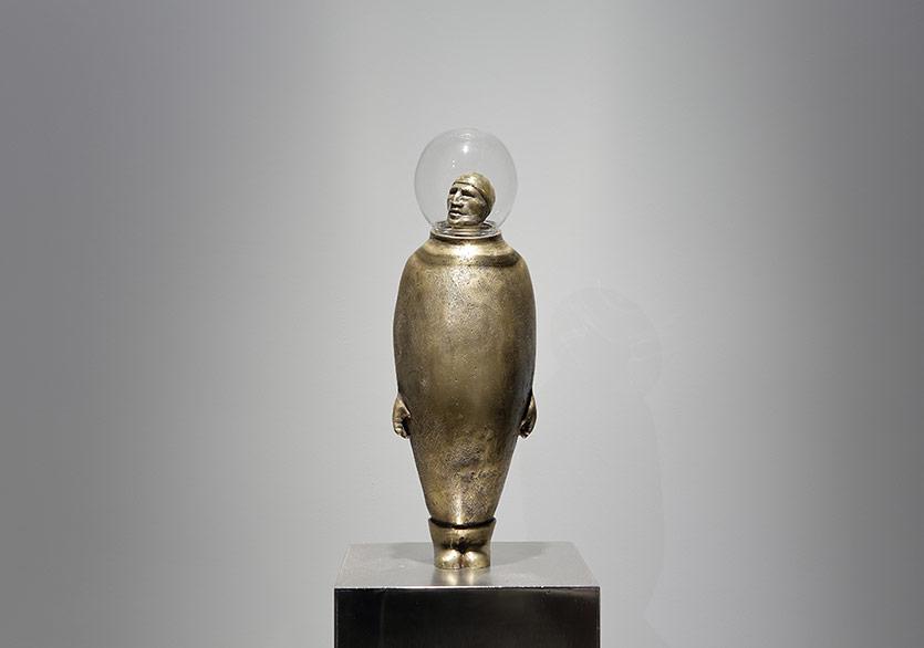 Madun, 2019, 46x15x14 cm