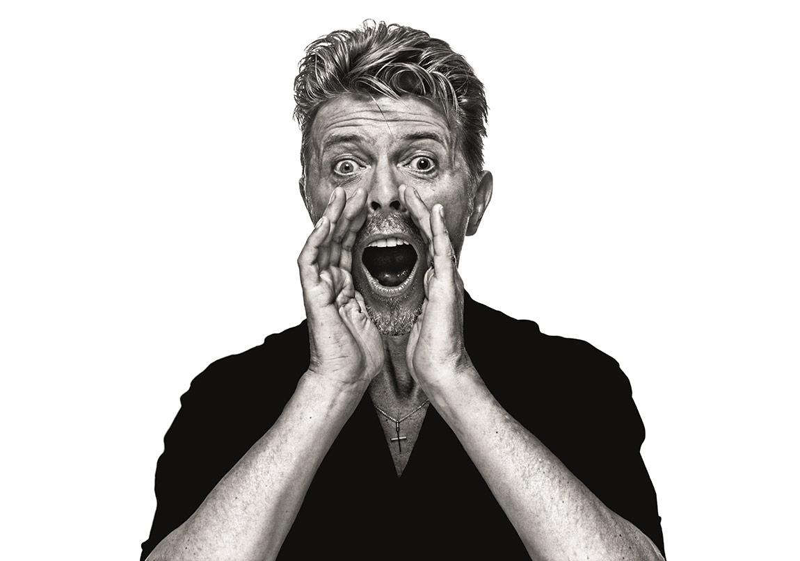 David Bowie by Gavin Evans