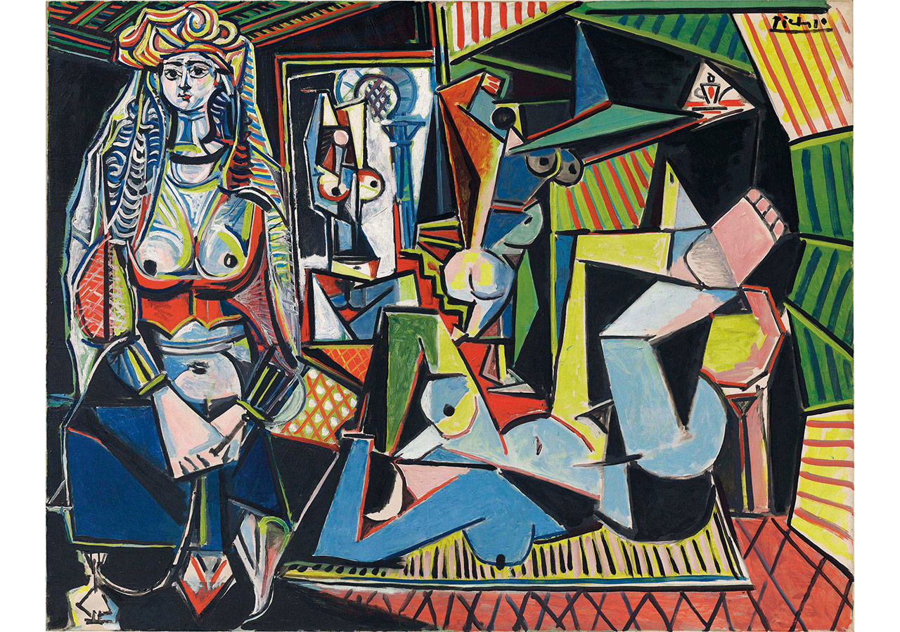 Picasso tablosu: Christie's, courtesy of the Estate of Pablo Picasso/Artists Rights Society (ARS), via AP)