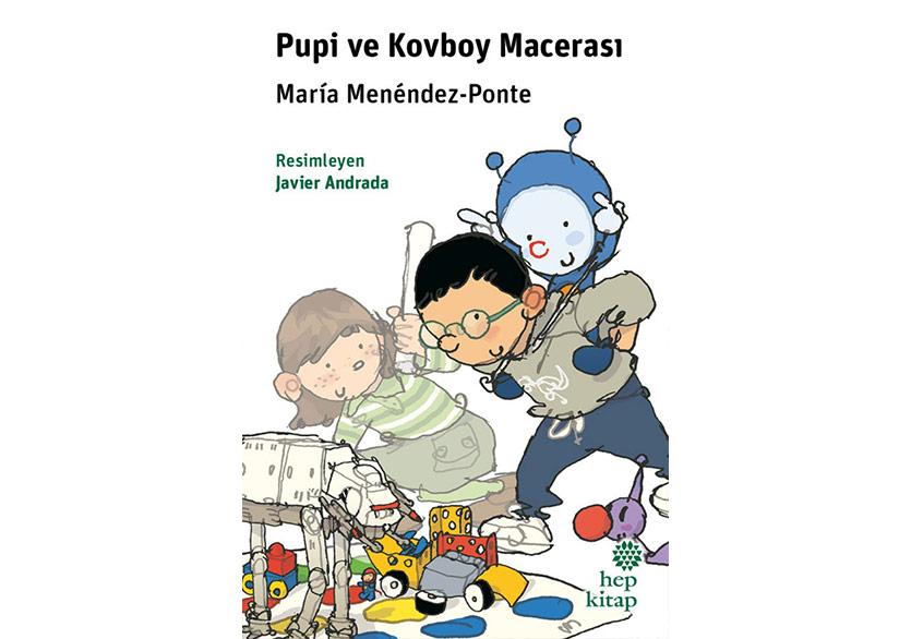 Mavi Gezegenden Çocuklara Yeni Bir Arkadaş: Pupi