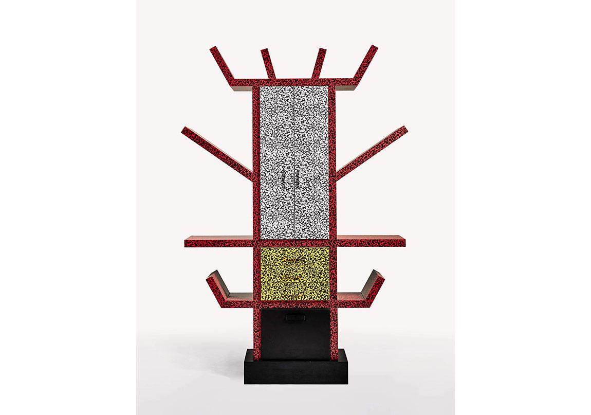 Design Sale, Lot 448, Sottsass, 'Casablanca' Sideboard