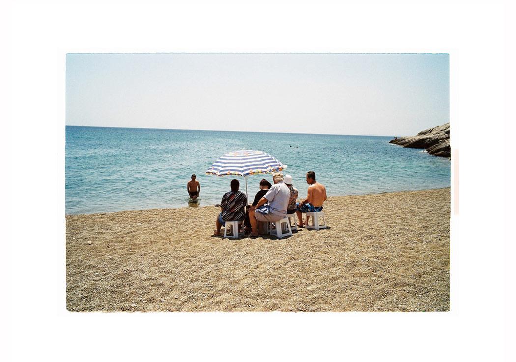 Sıtkı Kösemen, Öteki Sayfiye, Gökçeada, İmroz, 2008