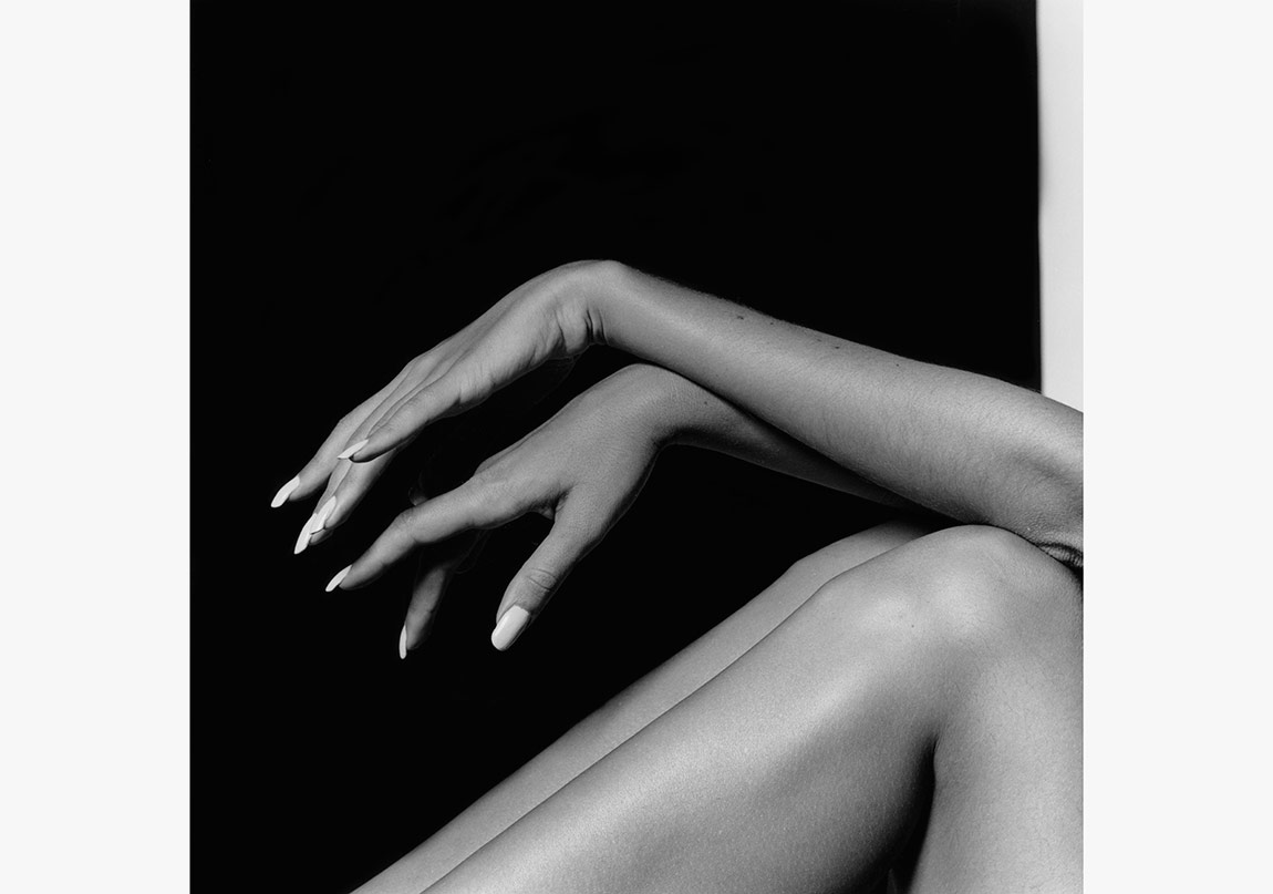 Hands, 1981Silver gelatin20x16 inchesEdition AP 2/2© Robert Mapplethorpe Foundation.Used by permission.