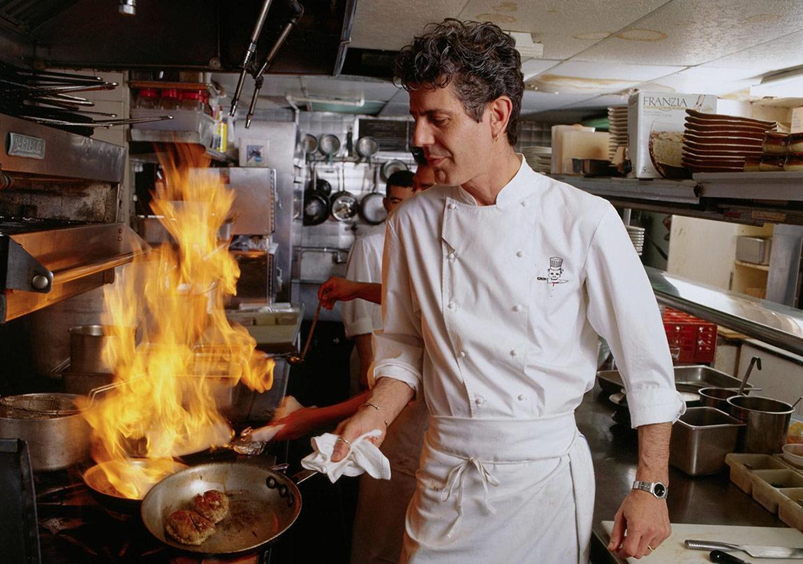 Anthony Bourdain'in Mutfak Sırları