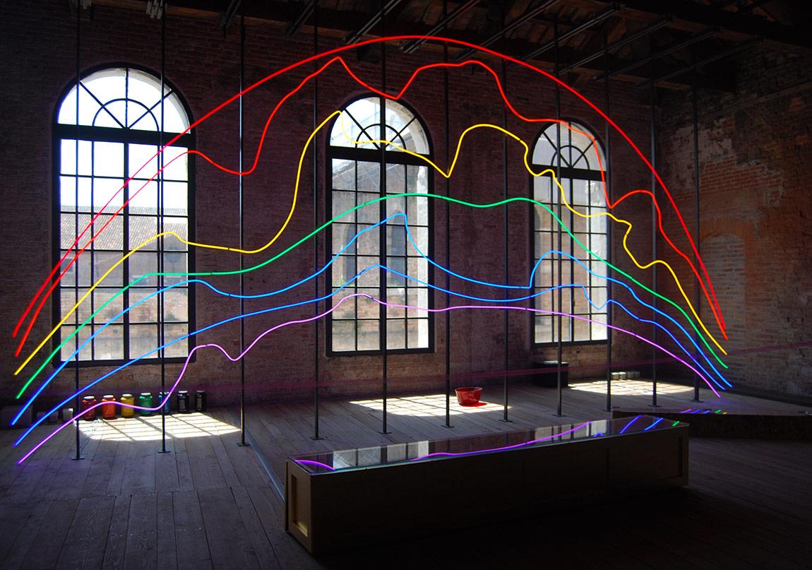 2015, RESPIRO Biennale de Venise, Pavillon de la Turquie a