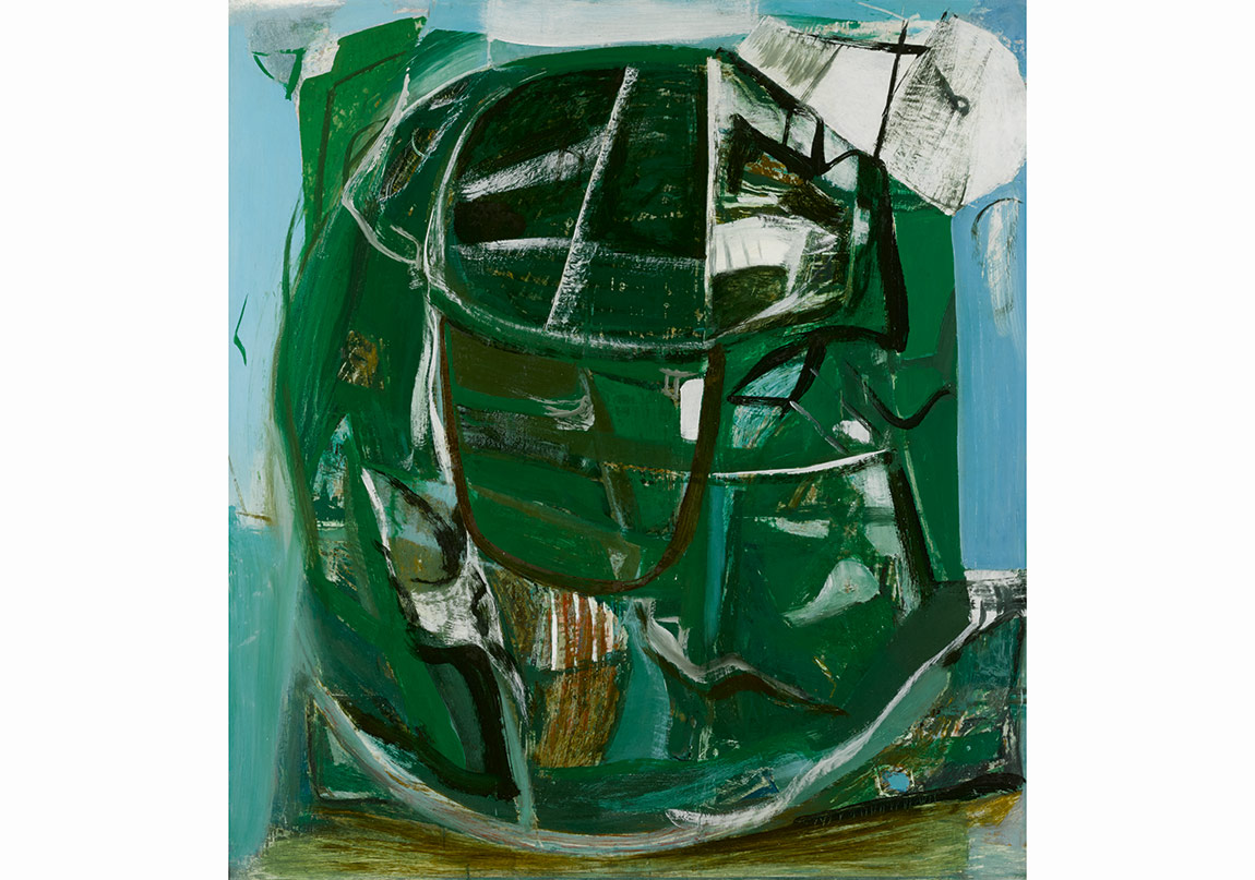 Evening Sale, Lot 4, Lanyon, Trevalgan (1951)