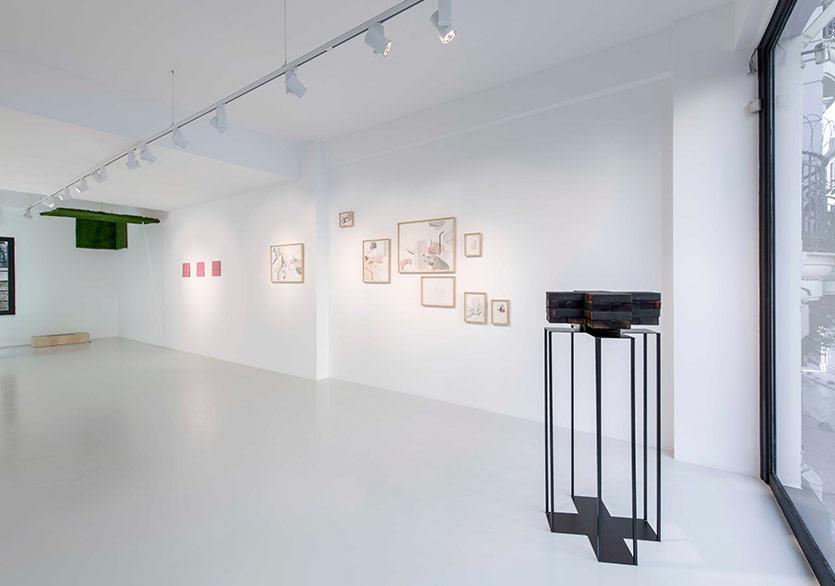 Simbart Project Yeni Mekânında İlk Sergisini Ağırlıyor