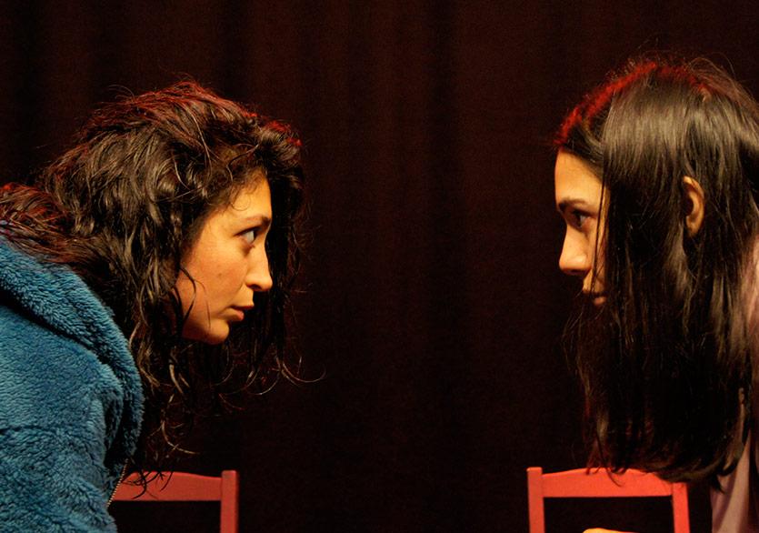 Tek Mekân İki Kadın