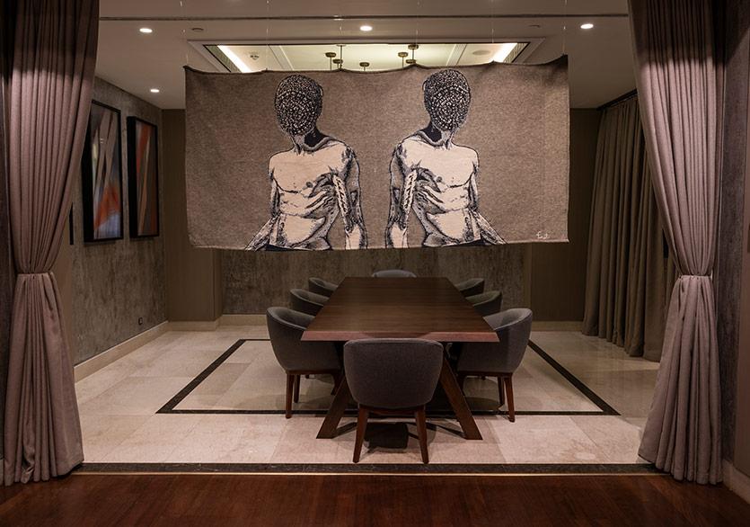 "The Artisan İstanbul Hotel'de ""Müdahale / Intervention"" Sergisi"