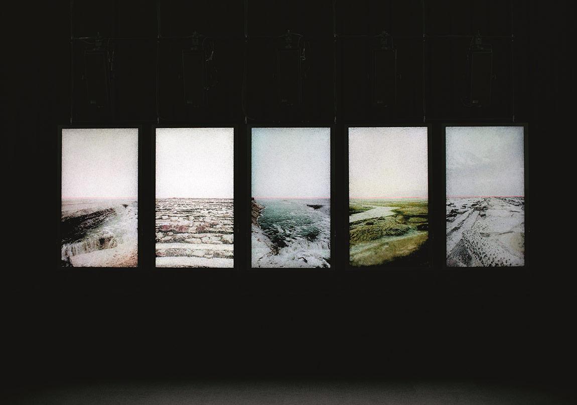 Ryoichi KurokawaRheo: 5 horizons, 2010