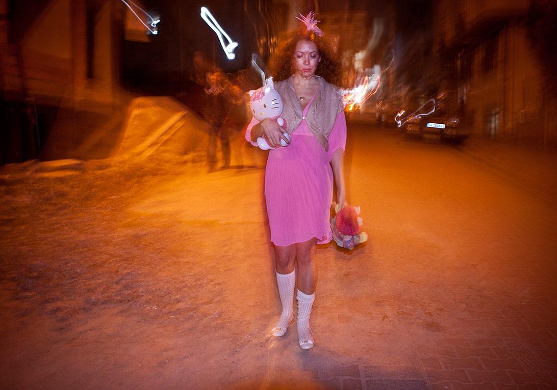 Desislava Şenay MartinovaGecenin Varlıkları, 2011