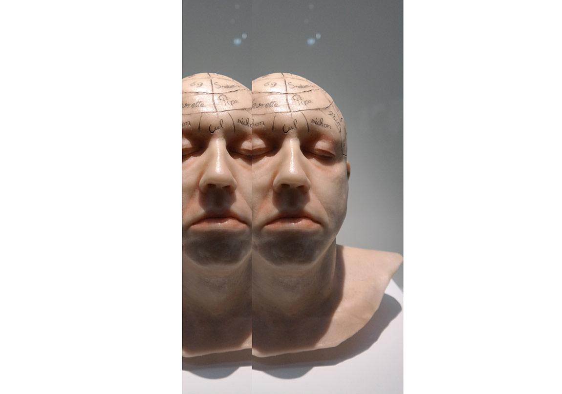 """Gilles Barbier""""Anatomie trans-schizophrène"""""""