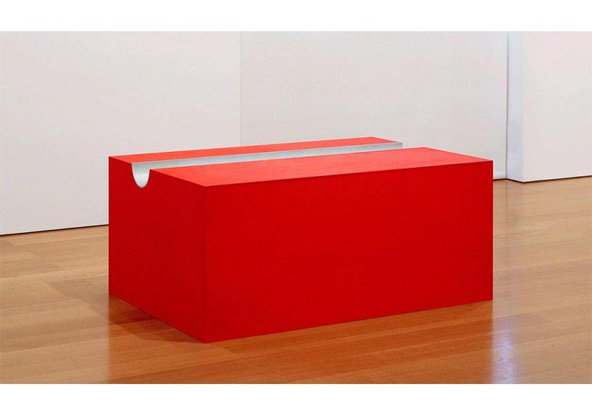 Donald Judd,untitled,1991,Gagosian