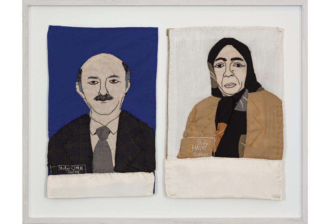 Merve Üstünalp, Cüzdandakiler1, 2010, 52x66 cm