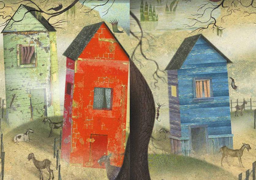 George Saunders'tan Kara Mizah: Frip'in Aşırı Israrcı Pırtlakları